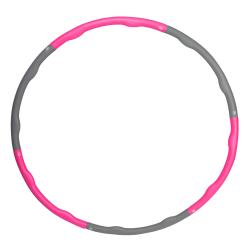 Hulavanne 1,2 kg pinkki harmaa