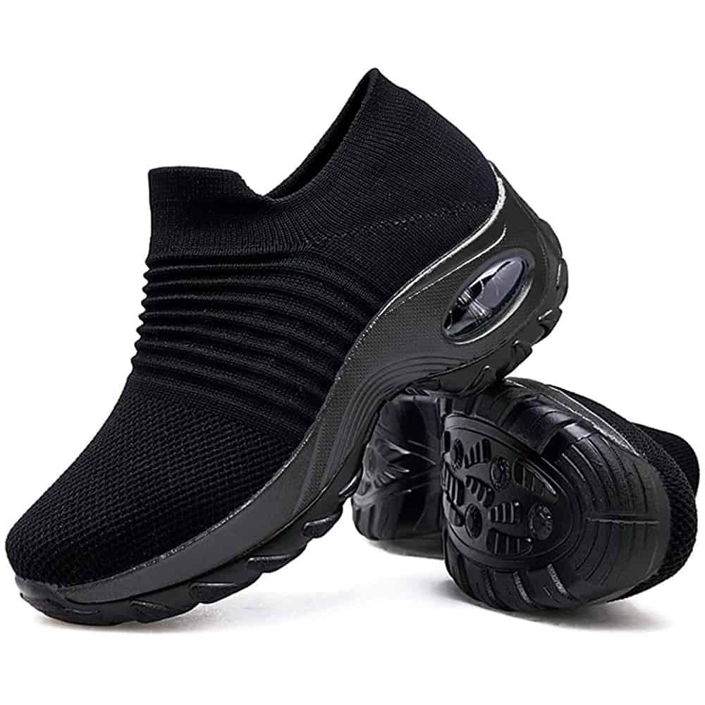 Sairaanhoitajan kengät mustat