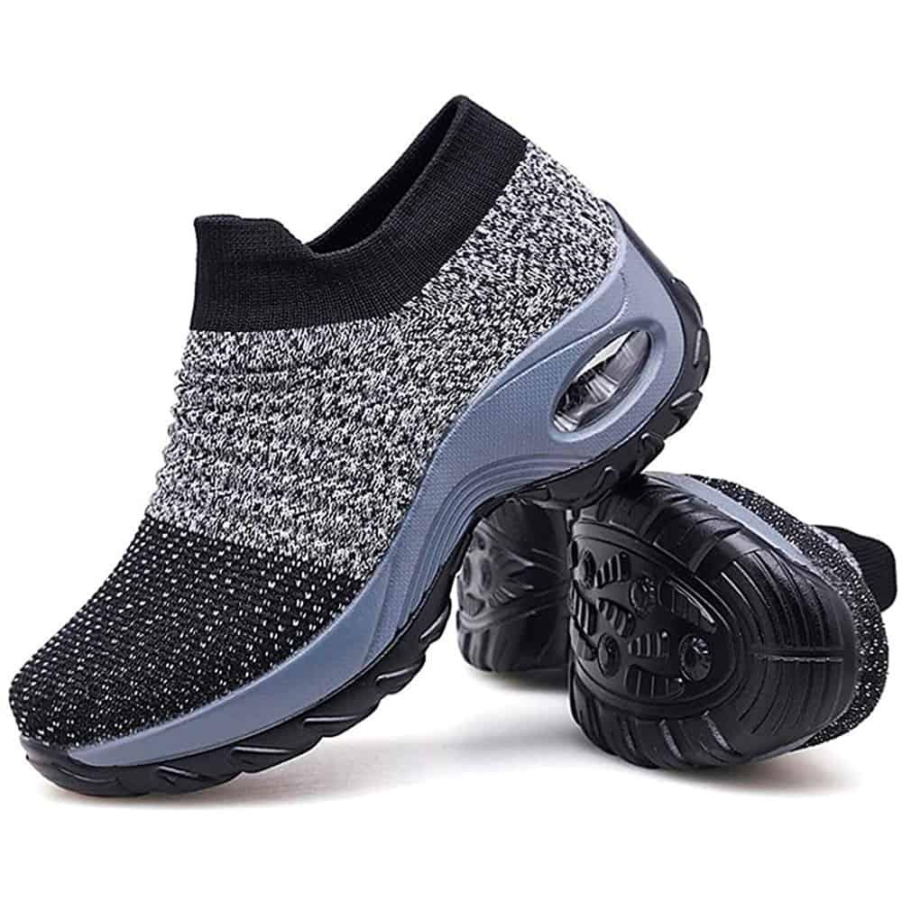Sairaanhoitajan kengät tummanharmaa