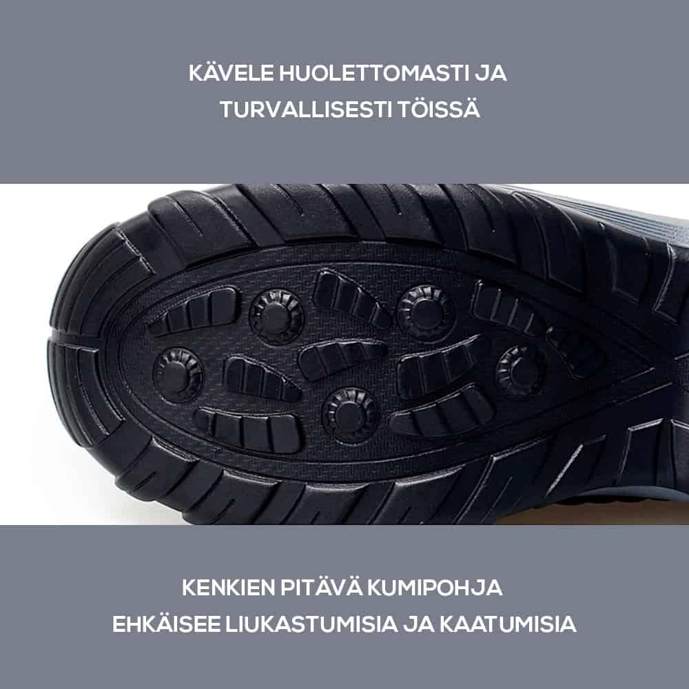 Sairaanhoitajan kengän pohja