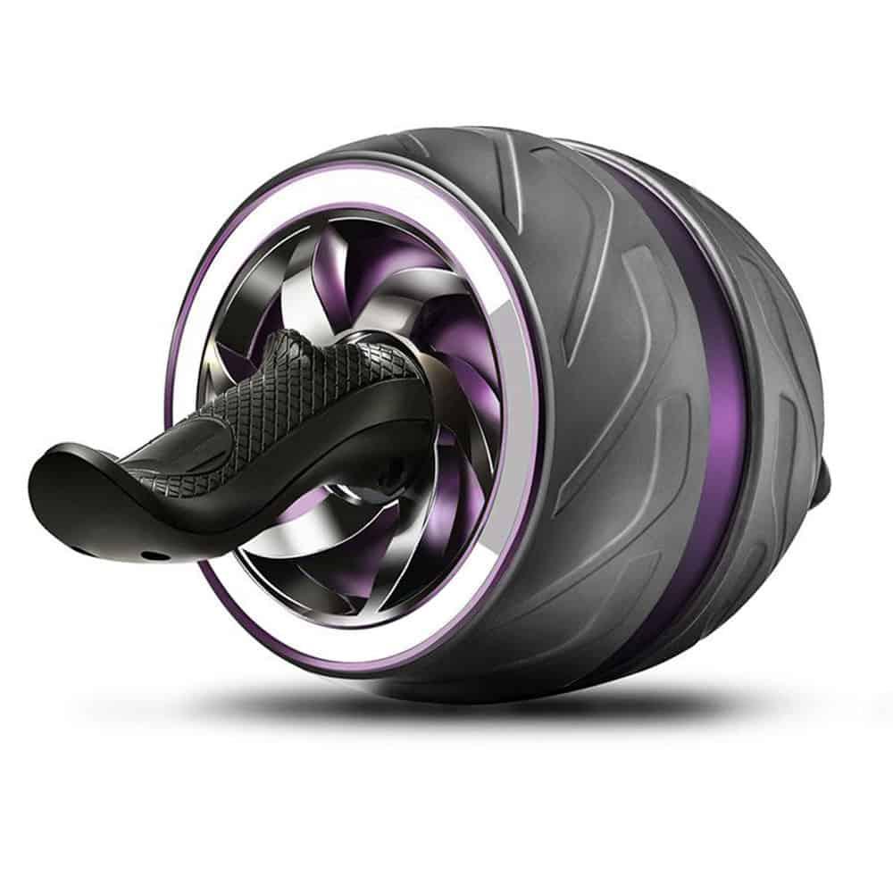 Ab carver violetti voimapyörä