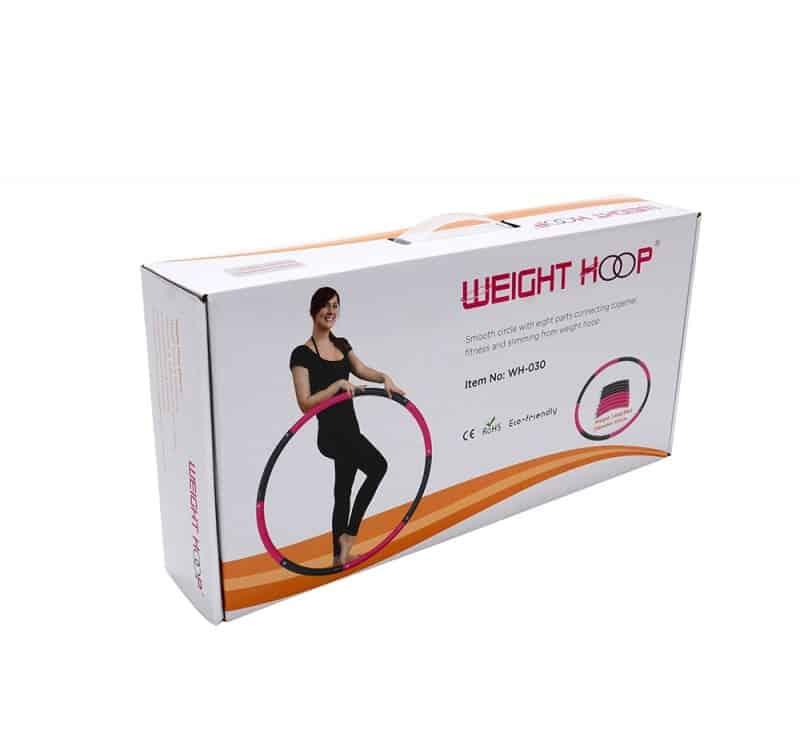 Weight hoop hulavanne 1,8 kg